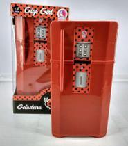 Brinquedo Geladeira Lux Gigi Girl Lua De Cristal -