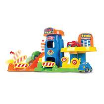Brinquedo Infantil Baby Posto Big Star 512 -