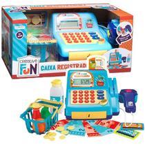 Brinquedo Infantil Caixa Registradora Creative Fun Multikids - Multikids Baby