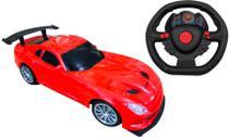 Brinquedo Infantil Carrinho de Controle Remoto de Volante - Toy King