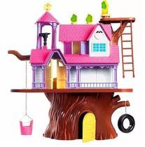 Brinquedo Infantil Casa Na Árvore 3901 Homeplay Xplast -