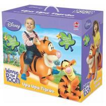 Brinquedo Infantil Cavalinho Upa Upa Disney Tigrao Lider 630 -