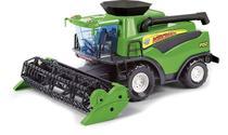 Brinquedo Infantil Colheitadeira Fazendeiro Poliplac - Agrícola Arrozeira -