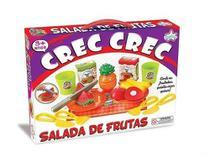 Brinquedo Infantil Crec Crec Salada De Frutas - Big Star -
