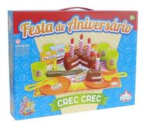 Brinquedo Infantil Festa De Aniversario Festinha De Boneca - Bigstar