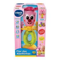 Brinquedo Infantil Flor Das Abelhinhas Com Luzes E Sons - Vtech -
