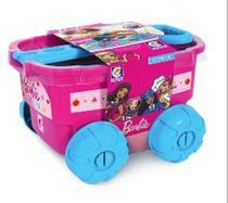 Brinquedo Infantil Kit Pic Nic Barbie c/ Acessórios Cotiplás -