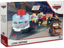 Brinquedo Infantil Lava Rapido Mcqueen e Cruz Carros Disney Toyng -