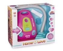 Brinquedo Infantil Limpeza  Aspirador De Pó Com Som e Luz - Usual Brinquedos