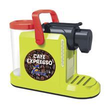 Brinquedo Infantil Máquina de Café - Café Expresso - Verde - EXP-538 - Fenix -