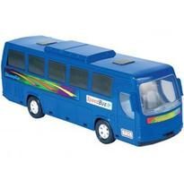 Brinquedo Infantil Onibus Divertido Big Bus Menino - Camp - Diverplas