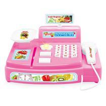 Brinquedo Infantil Registradora Mini Feirinha - Polibrinq -
