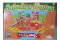 Brinquedo Infantil Salada De Frutas Mercadinho De Boneca - Bigstar