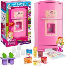 Brinquedo Infantil Sweet Fantasy Geladeira Sonho De Menina Cardoso Toys -