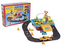 Brinquedo Infantil Veiculo Acqua Lava Rapido Homeplay -