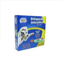 Brinquedo Interativo Para Cães Esconde Snack - Western Pet