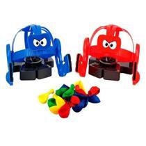 Brinquedo Jogo Ballon Bots Para Crianças - Polibrinq -