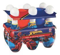 Brinquedo Jogo De Boliche Infantil Homem Aranha Vingadores Marvel Lider 2538 - Líder