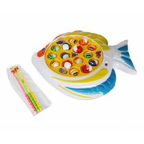 Brinquedo Jogo de Pescar Infantil - Fenix -