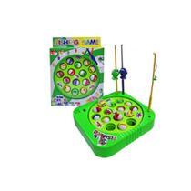 Brinquedo Jogo Pega Peixe Pesca Maluca Pescaria - Online