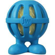 Brinquedo JW Crackle Cuz com Garrafa Pet -