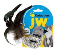 Brinquedo JW Gatos Bird Black and White -