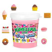 Brinquedo Kimeleka Slime Candy Colors Surpresa Acrilex 05815 -
