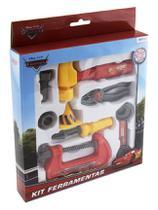 Brinquedo kit ferramentas carrros etitoys -