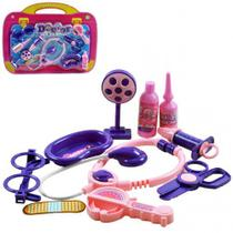 Brinquedo Kit Médico Enfermeiro Infantil 9 Peças - Ark toys