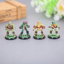 Brinquedo Kit Tartarugas Ninjas 4 Bonecos - Impt