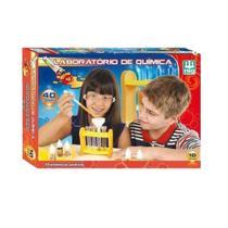 Brinquedo Laboratório De Química 1633 - Nig -