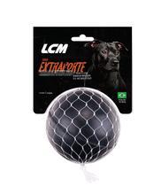 Brinquedo LCM Bola Gigante Macica De Borracha Extra Forte (10cm) -