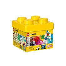 Brinquedo Lego Classic Para Montar Com 221 Peças Criativas -