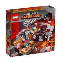 Brinquedo Lego Minecraft Dungeons A Batalha de Redstone -
