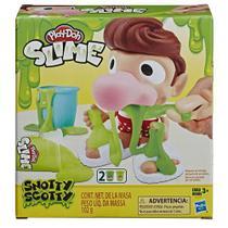 Brinquedo Massinha Play-Doh Slime  Scotty  - Hasbro E6198 -