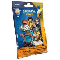 Brinquedo Mini Figura Surpresa Playmobil O Filme Sunny 70069 -