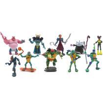 Brinquedo Mini Figura Tartarugas Ninjas Surpresa Sunny 2046 -