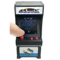Brinquedo Mini Fliperama Retrô Galaxian Tiny Arcade 4788 - Dtc