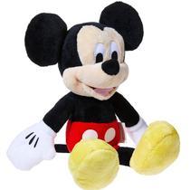 Brinquedo Mini Pelucia Disney com Som Mickey Multikids BR867 -