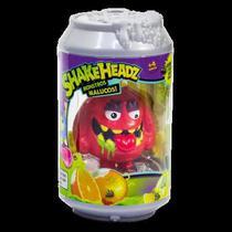 Brinquedo Monstro Na Lata Com Som Shakeheadz Original Dtc -