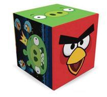 Brinquedo Muda Cubo Angry Birds - Dtc