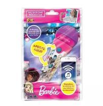 Brinquedo Musical Microfone Barbie Rockstar - Fun -