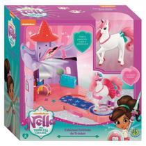 Brinquedo Nella Fabuloso Estábulo Da Trinket  DTC 4833 -