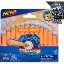 Brinquedo Nerf Hasbro Refil Com 12 dardos C0162 -