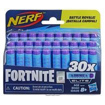 Brinquedo Nerf Hasbro Refil Fortnite com 30 dardos -