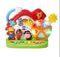 Brinquedo Nova Fazendinha Bilíngue - Chicco -