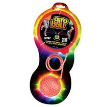 Brinquedo Novo Giroball Com Luzes Gire e Pule Cor Sortida - Dtc
