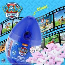 Brinquedo Ovo Click Paw Patrol - Ovo Câmera E Pastilhas - Dtc