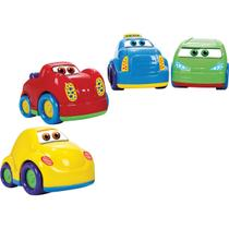 Brinquedo para Bebe BABY CARS Sortidos - Planeta Criança