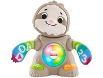Brinquedo para Bebê Bicho Preguiça  - Movimentos Divertidos Fisher-Price GHY98